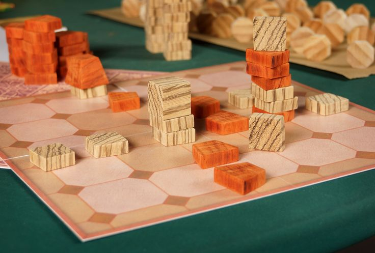 """Yesterday, a brief flash of inspiration resulted in a new board design for Tak. I'm trying to give the impression that the 5x5 and 6x6 game are equally valid (neither is more popular or """"better""""), and so I'd like to make a game board that can be both..."""