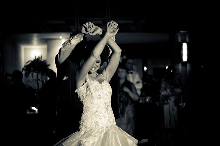 #TBThursday - Nicole and Marc's First Dance at Tintswalo at Waterfall