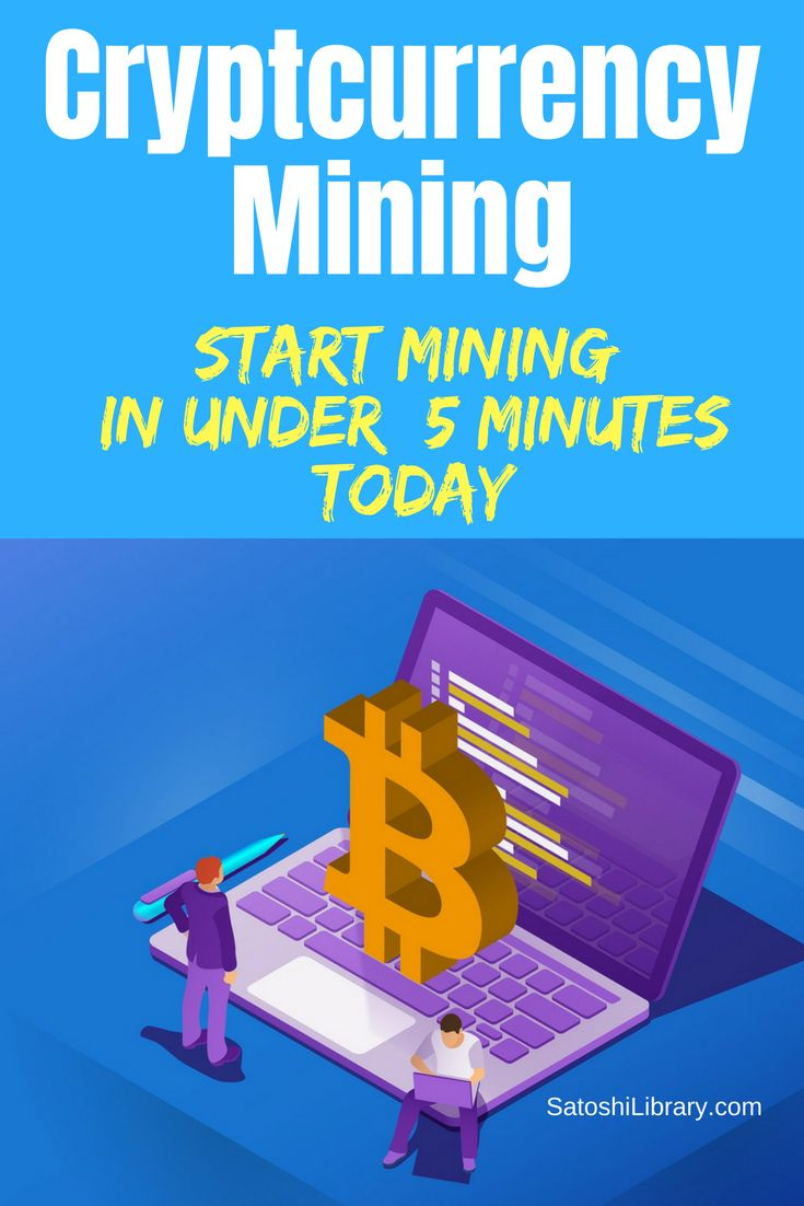 how does mining cryptocurrency work