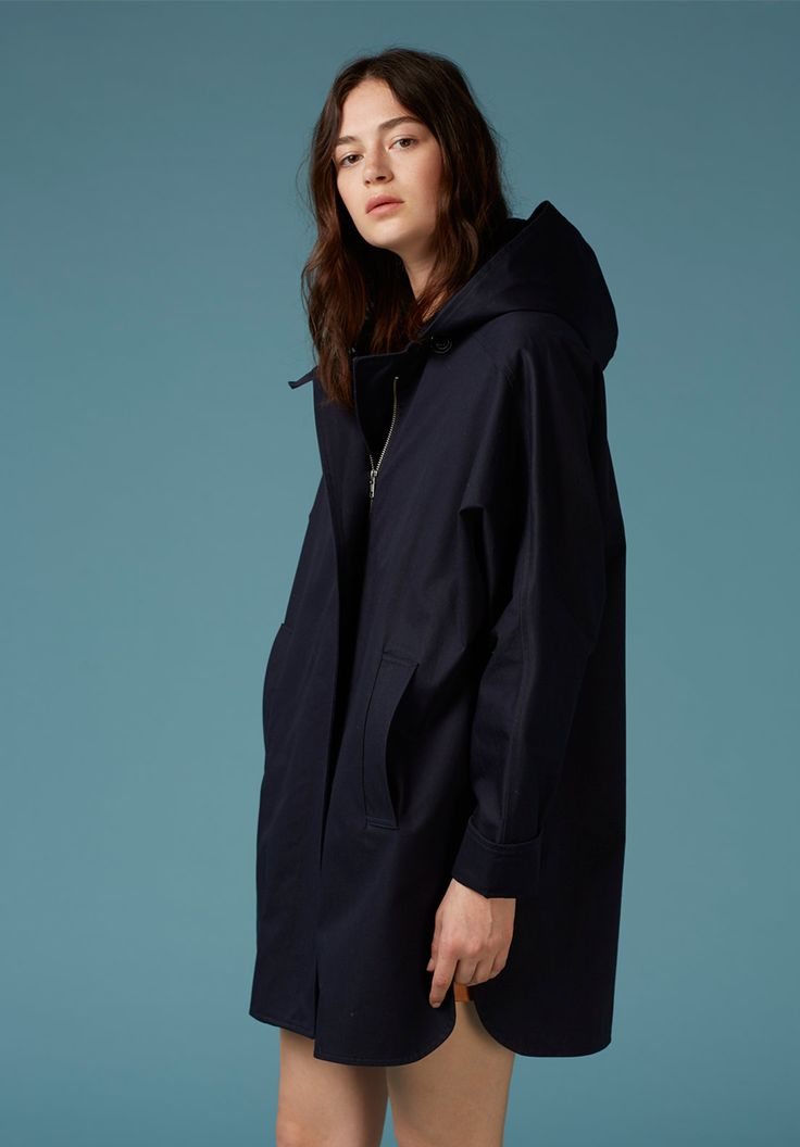 how to wear parka in summer