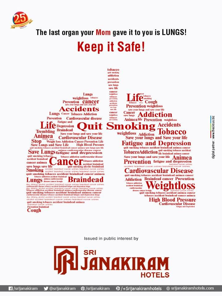 Share if you Care! The Last organ your mom gave it to you is LUNGS!  Keep it safe!! Quit Smoking! #quitsmoking #stopsmoking #livehealthy #happylife