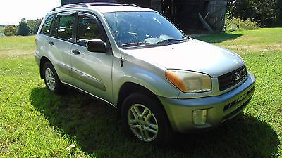 awesome 2002 Toyota RAV4 - For Sale View more at http://shipperscentral.com/wp/product/2002-toyota-rav4-for-sale/