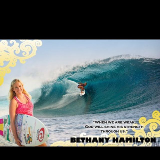 Bethany Hamilton Quotes: 17 Best Images About Quotes From Soul Surfer On Pinterest