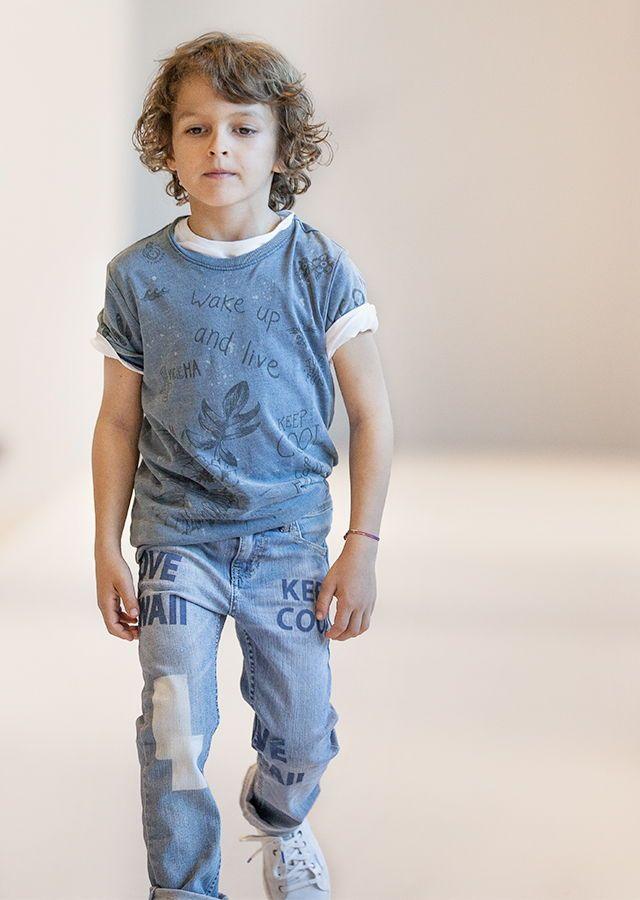 Vêtements garçon : Mode enfant - PE 2015 IKKS