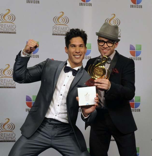Chino y Nacho lo vuelven a hacer: nominados a los Premios Billboard