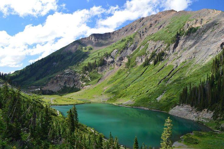 Emerald Lake, Rocky Mountain National Park, Estes Park, Colorado