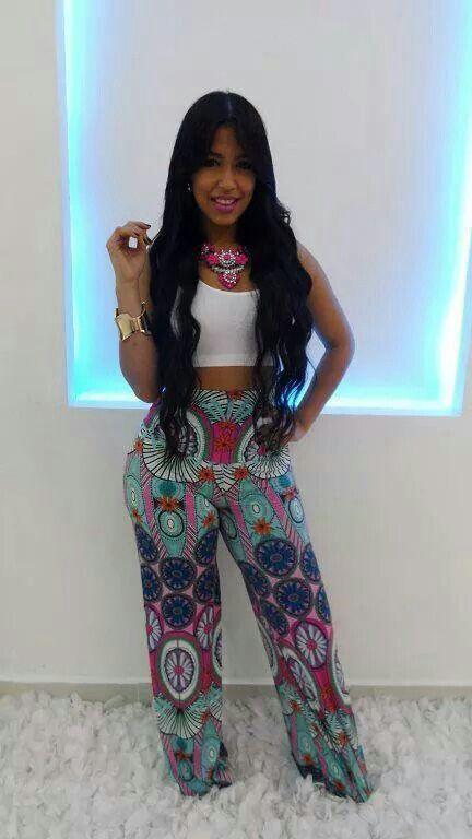 Fashion:pants palazzo pants