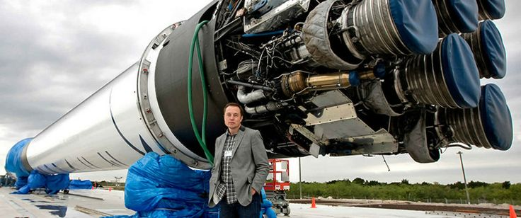 Elon Musk is planning a Human Mission to Mars.