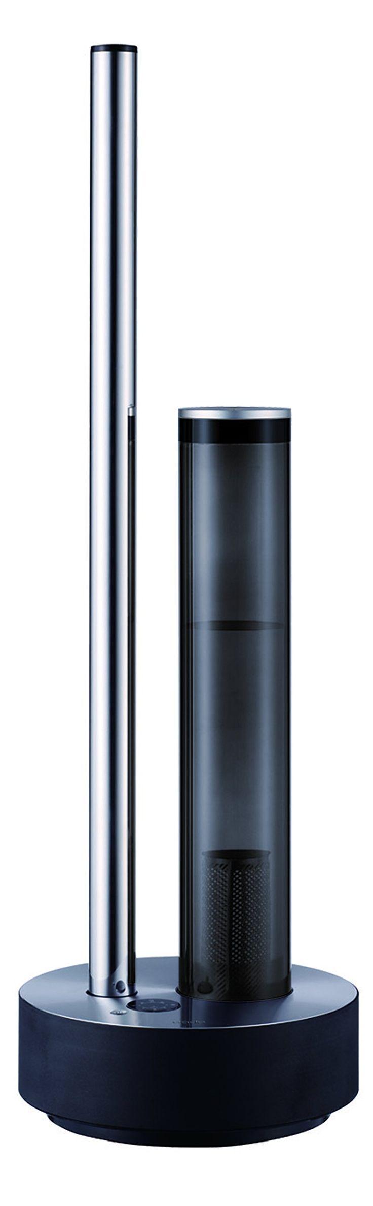 cado カドー加湿器 HM-C600S 17畳対応 (ブラック): ホーム&キッチン