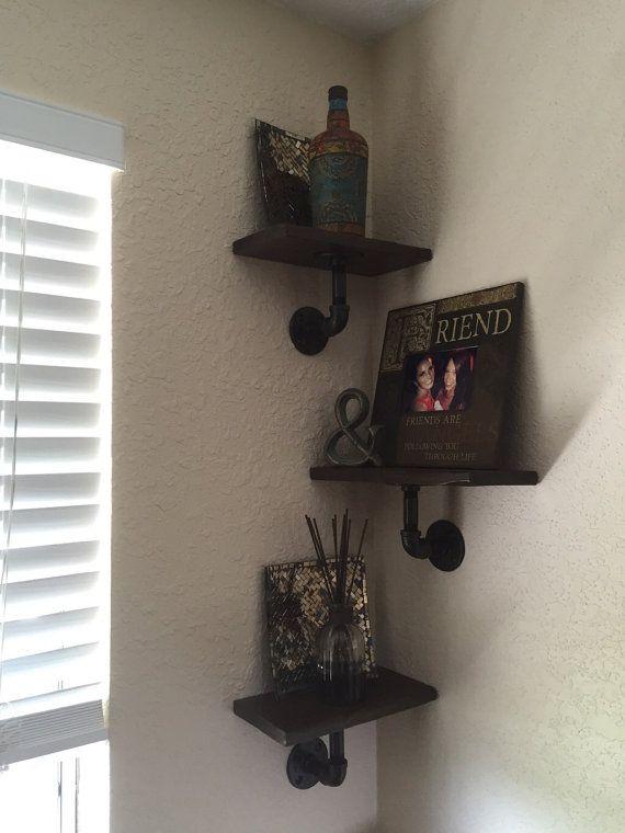 Best 25+ Bedroom shelves ideas on Pinterest | Bedroom shelving ...