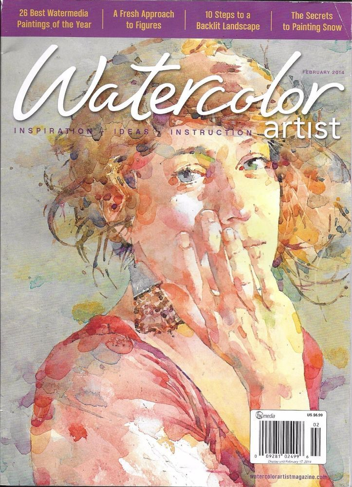 Watercolor Artist Magazine Best Water Media Paintings Of The Year