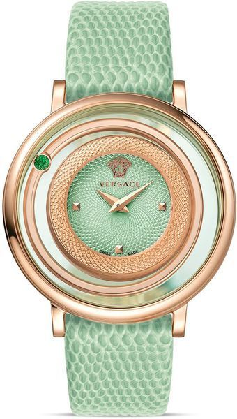Versace   Mint Green Watch
