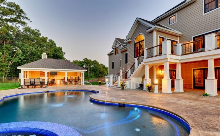 Pool pool-house-designs-with-outdoor-kitchen-and-architecture-home-design-ideas 27 Aweome Picture of Pool House Designs