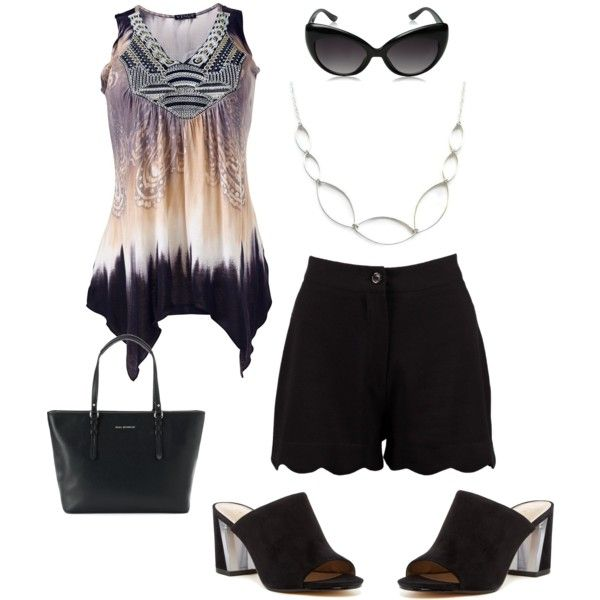 Summer style perfect for those outdoor graduation parties