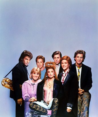"""St Elmo's Fire"" was my favorite movie. I still love all 80's movies with the ""Brat Pack""."
