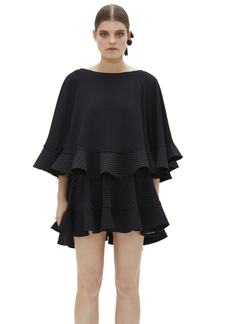 BY JOHNNY  - Ilona Angel Cape Top