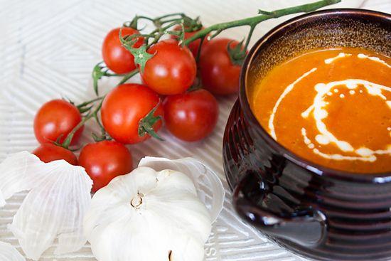 מרק ארטישוק ירושלמי, זוקיני, או עגבניות - המדריך להכנת מרקים מוקרמים - דובדבנים - הבלוג של אורה קורן