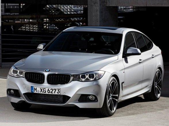 BMW, Bmw 3 Series Gran Turismo Interesting Look: 2013 BMW 3 Series Gran Turismo in Luxurious Design