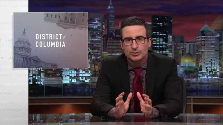 Last Week Tonight with John Oliver: Washington DC Statehood (HBO)