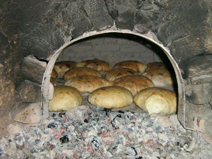 Kazdağları. . Doğal ekmek