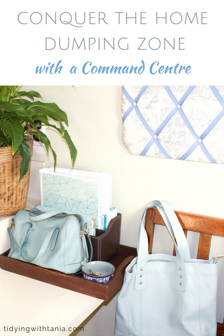 Three simple zones to make a Command Centre effective