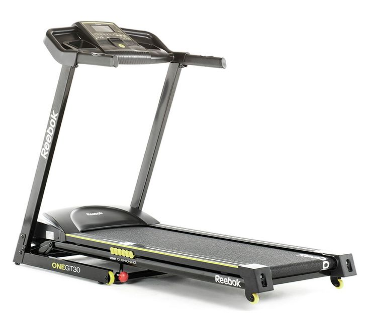 Buy Reebok One Series GT30 Treadmill at Argos.co.uk, visit Argos.co.uk to shop online for Treadmills, Fitness equipment, Sports and leisure