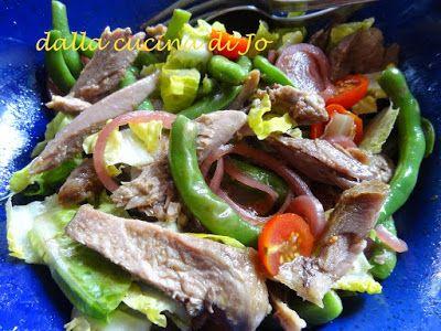 ''dalla cucina di Jo'': Anatra confit in insalata