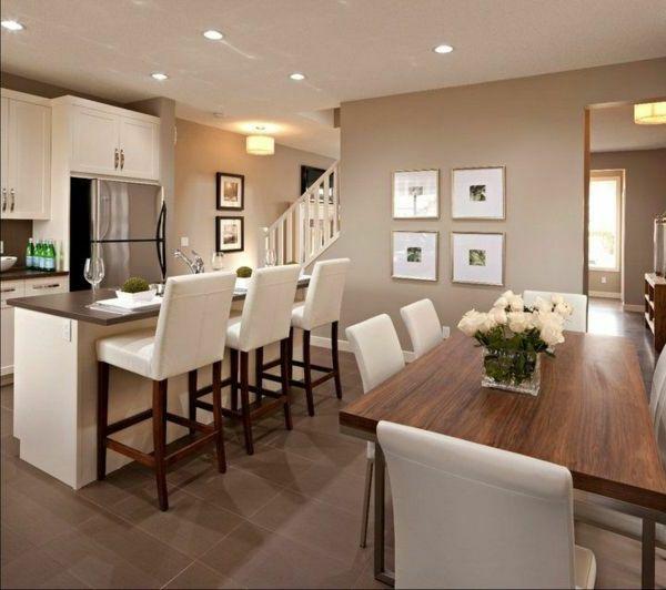 die 25+ besten ideen zu tv wand modern auf pinterest | tv wand ... - Moderne Wohnzimmer Wandfarben