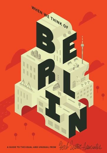 Mike McQuade — Herb Lester - Berlin Map