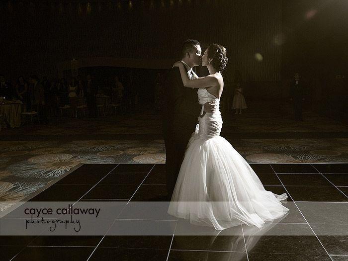 Fish calloway wedding