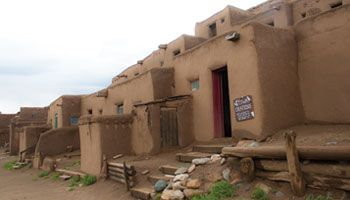 Taos Pueblo   over 1,000 years of Tradition