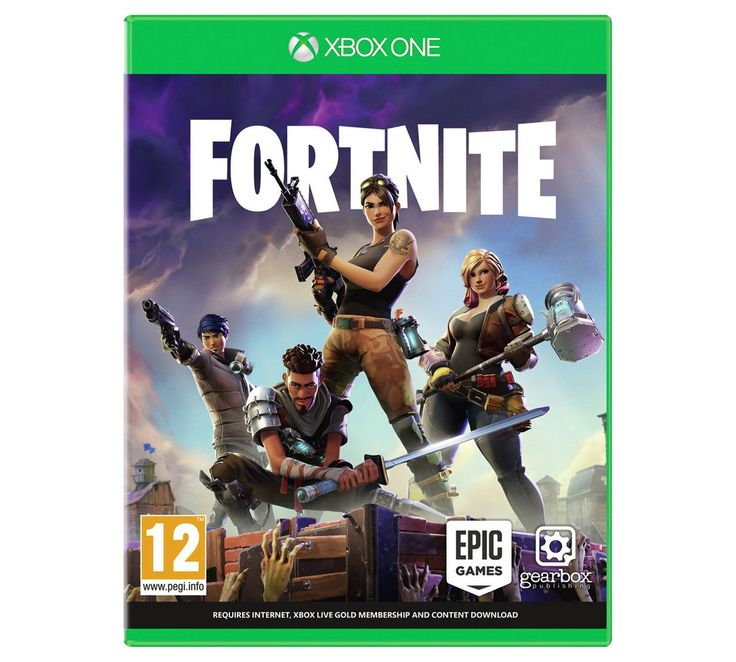 Buy Fortnite Xbox One Game at Argos.co.uk - Your Online Shop for Xbox One games, Xbox One, Video games and consoles, Technology.