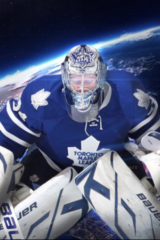 Reimer saves pucks, and the world.