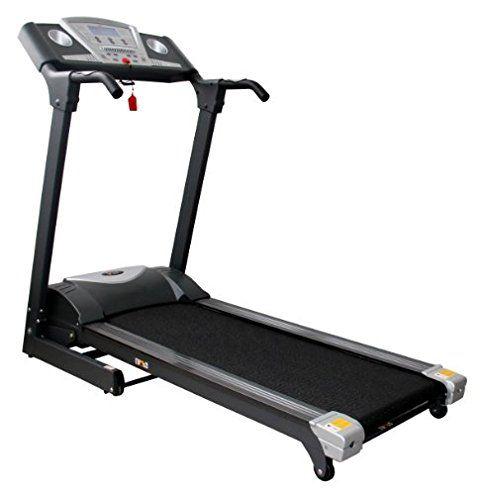 V-fit PT142 Programmable Power Incline Folding Treadmill