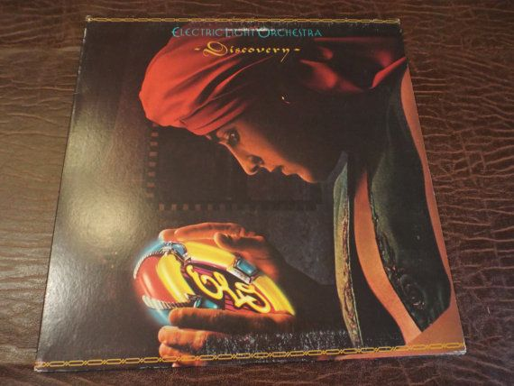 Electric Light Orchestra ELO Discovery   LP Album by burnedbunny