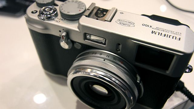 "Fuji goes retro for ""professional"" digital compact camera. I need a second camera and it happens to be this one."