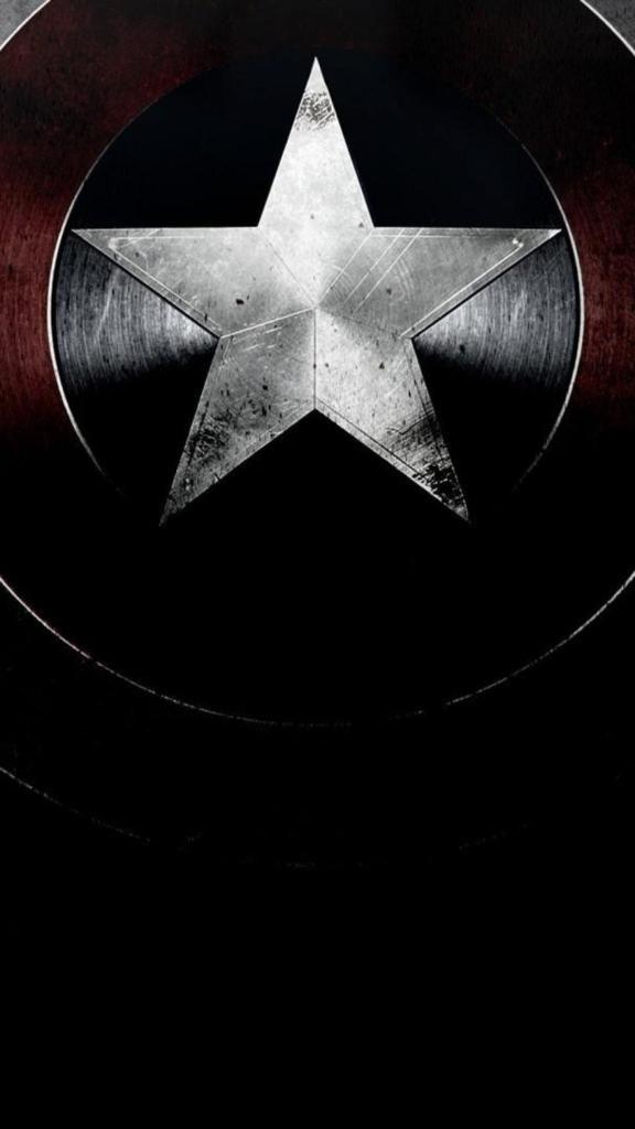 Captain America Logo Hd Images