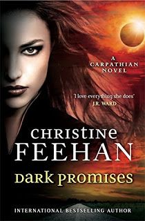 Book #41 - 80 Book Challenge: Dark promises by Christine Feehan