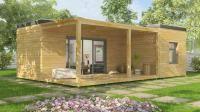 Modelos - Casas de Madera y bungalows en Tarragona   Diseños a medida