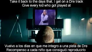 Eminem Ft Rihanna - Monster [HD+Lyrics] Subtitulado en Español e Inglés -B'Bass- - YouTube