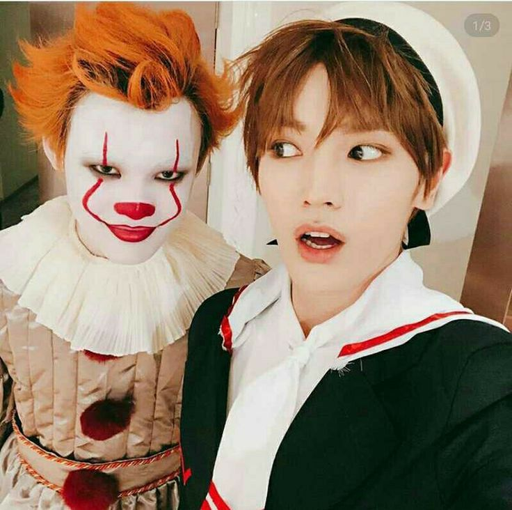 Taeyong Halloween 2020 NCT as YOUR HUSBAND in 2020 | Nct chenle, Nct taeyong, Taeyong