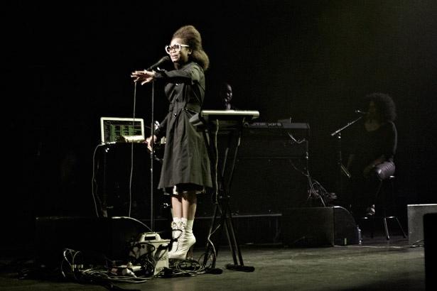Erykah Badu, Palais, Feb 23