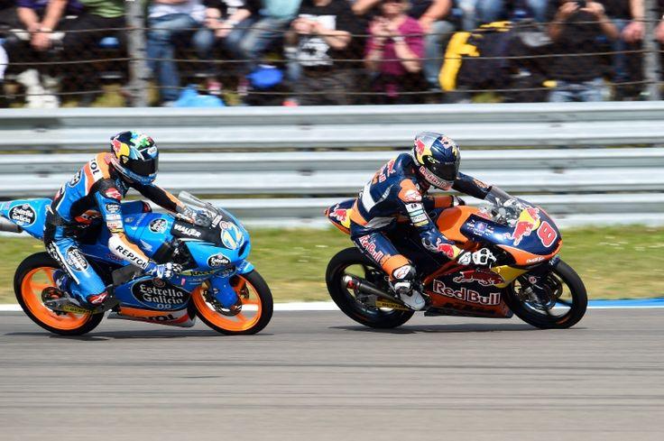 Miller, Dutch Moto3 Race 2014