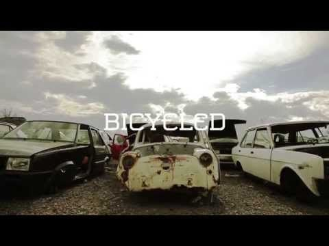 Bicycled » A bike made out of cars [NEW] - YouTube