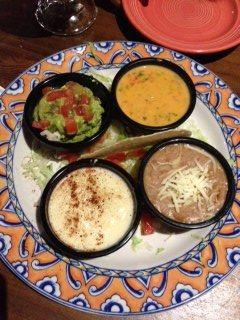 Mexican Chain Restaurant Recipes: Prairie Fire Bean Dip