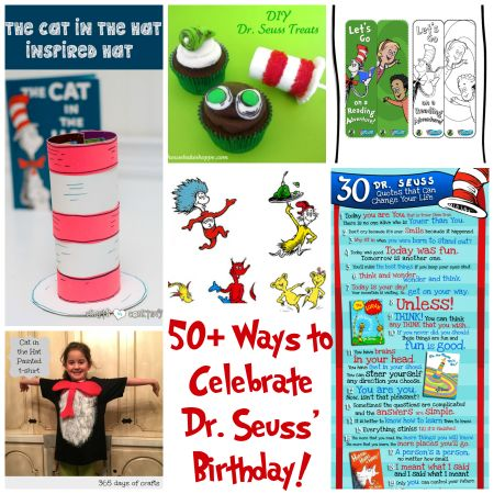 Dr Seuss Read Across America Activities