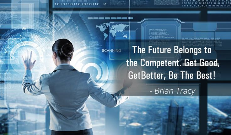 The #Future Belongs to the Competent. Get Good, Get Better, Be The Best! -Brian Tracy http://www.networkmarketingpaysmebig.com/
