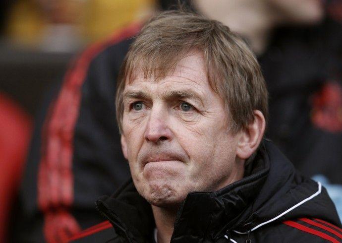 Kenny Dalglish parts company with Liverpool Football Club