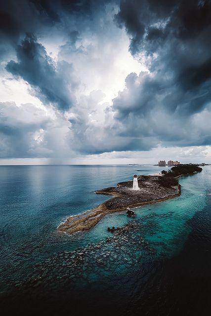 Nassau Lighthouse - The Bahamas