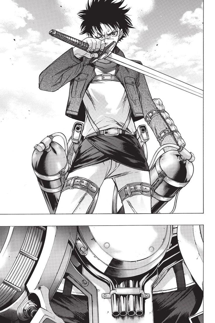 Shingeki no Kyojin – Before the Fall Chapter 020 – Read Attack on titan/Shingeki no kyojin Manga
